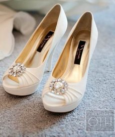 Bridal shoes 6